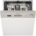 Montpellier 12PL Semi Integrated Dishwasher - MDI650X