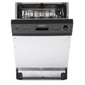 Montpellier 12PL Semi Integrated Dishwasher - MDI655K