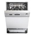 Montpellier 12PL Semi Integrated Dishwasher - MDI655X