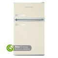 Montpellier 48cm Retro Fridge Freezer - MAB2035C