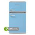 Montpellier 48cm Retro Fridge Freezer - MAB2035PB