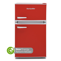 Montpellier 48cm Retro Fridge Freezer - MAB2035R