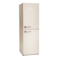Montpellier 48cm Static Retro Fridge Freezer - MAB148C
