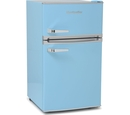 Montpellier 48cm Static Retro Fridge Freezer - MAB2031PB