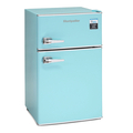 Montpellier 48cm Under Counter Retro Fridge Freezer - MAB2030PB