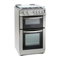 Montpellier 50cm Double Oven Gas Cooker - MDG500LS