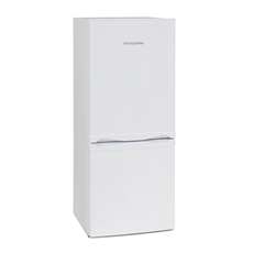 Montpellier 55cm 70/30 Static Fridge Freezer - MS136W