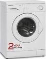 Montpellier 5kg, 1000 spin Washing Machine - MW5100P