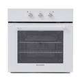 Montpellier 60cm Built In Electric Single Oven - SFO65MW