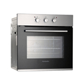 Montpellier 60cm Built In Electric Single Oven - SFO65MX