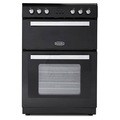 Montpellier 60cm Double Oven Electric Cooker - RMC61CK