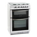 Montpellier 60cm Double Oven Gas Cooker - MDG600LW