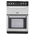 Montpellier 60cm Double Oven Gas Cooker - RMC61GOX