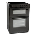 Montpellier 60cm Double Oven Ceramic Cooker - MDC600FK