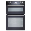 Montpellier 90cm Built In Electric Double Oven - MDO90K