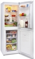 Montpellier 55cm Frost Free Fridge Freezer - MFF170W