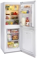 Montpellier 60cm Static Fridge Freezer - MS152W