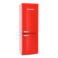 Montpellier 60cm Frost Free Retro Fridge Freezer - MAB385R
