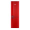 Montpellier 60cm Frost Free Retro Fridge Freezer - MAB386R