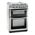 Montpellier 60cm  Double Oven Gas Cooker - MDG600LS