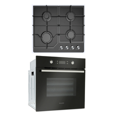 Montpellier 60cm Oven and Hob Pack - SFOP94MFGG