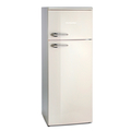 Montpellier 55cm Retro 30/70 Fridge Fridge Freezer - MAB144C