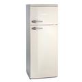 Montpellier 55cm Retro 30/70 Fridge Fridge Freezer - MAB144C