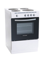Montpellier 60cm Single Cavity Electric Cooker - MSE60W