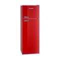 Montpellier 60cm Static Retro Fridge Freezer - MAB346R
