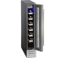 Montpellier 7 Bottle Single Zone Wine Cooler - WS7SDX