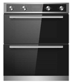 Montpellier 72cm Built Under Electric Double Oven - DO3550UB