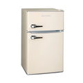 Montpellier 86L Undercounter Retro Fridge Freezer - MAB2030C