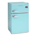Montpellier 86L Undercounter Retro Fridge Freezer - MAB2030PB