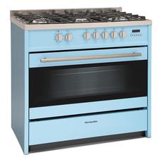 Montpellier 90cm Dual Fuel Range Cooker - MR95DFPB