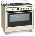 Montpellier 90cm Dual Fuel Range Cooker - RMC90DFMC