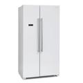Montpellier American Style Side-by-Side Fridge Freezer - M605W