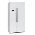 Montpellier American Style Side-by-Side Fridge Freezer - M605W