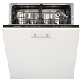 Montpellier 12PL Fully Integrated Dishwasher - MDI700