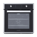 Montpellier 60cm Fan Assisted Electric Single Oven - SFO67MBX