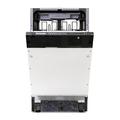 Montpellier 10PL Slimline Integrated Dishwasher - MDI500