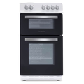Montpellier 50cm Twin Cavity Electric Cooker - MTE50FW