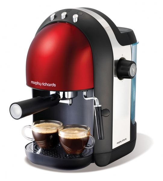 Morphy Richards Coffee Maker Cleaning : Morphy Richards Espresso Machine - 47586 (Meno) : West Midlands Electrical Superstore - West ...