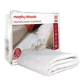 Morphy Richards Single Washable Heated Underblanket - 600111