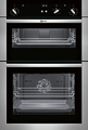 NEFF 90cm Built In Electric Double Oven - U14S32N5GB