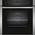 Neff B3ACE4HN0B SLIDE&HIDE Built In Electric Single Oven - Stainless Steel - A Rated