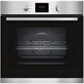 NEFF N30 B1GCC0AN0B Built In Electric Single Oven - Stainless Steel