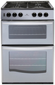 New World 55cm Gas Cooker - NWG55TTSIL