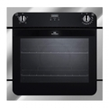 New World 60cm Fan Assisted Electric Single Oven - NW601FCHR