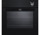 New World 60cm Gas Single Oven - NW601G (Black)