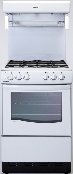 New World 55cm Eye Level Gas Cooker 55thlgw West